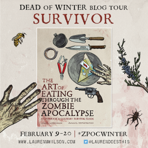 Dead of Winter Blog Tour Survivor | Join Us, Pull up a Chair