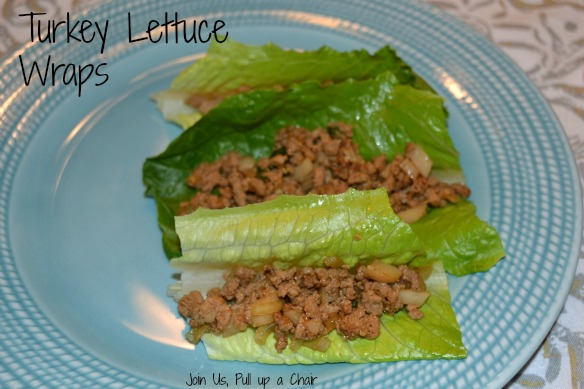 Turkey Lettuce Wraps | Join Us, Pull Up a Chair