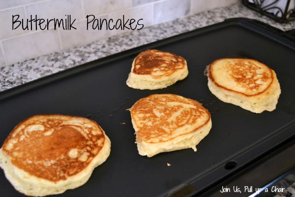 Buttermilk Pancakes | Join Us, Pull up a Chair